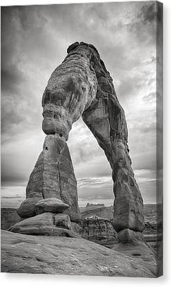 Unique Delicate Arch Canvas Print