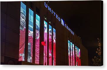 United Center Station Canvas Print