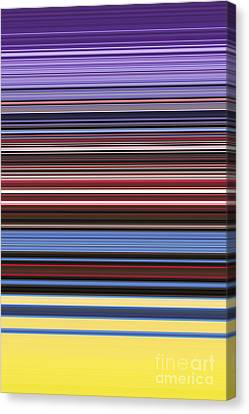Unity Of Colour 6 Canvas Print by Tim Gainey