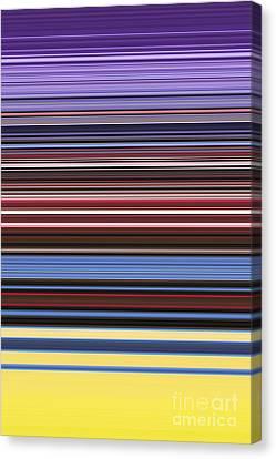 Unity Of Colour 6 Canvas Print