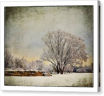 Unity Park 1 Canvas Print by Al  Mueller