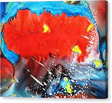 Universe One Canvas Print by David Raderstorf