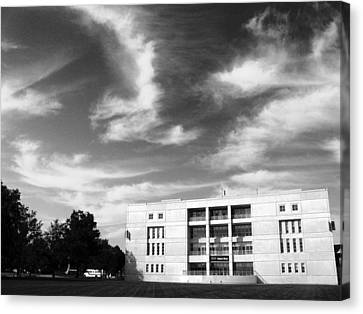 University At Albany  Canvas Print