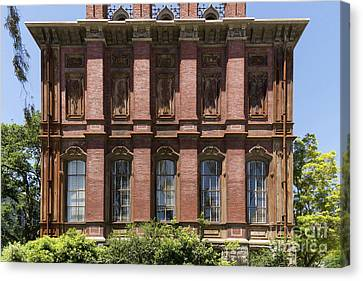 University Of California Berkeley Historic South Hall Dsc4051 Canvas Print