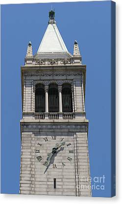 University Of California Berkeley Sather Tower The Campanile Dsc4046 Canvas Print by Wingsdomain Art and Photography