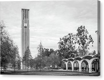 University Of California Riverside Tower And Rivera Library Canvas Print