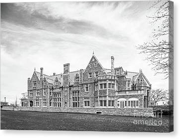Uconn Canvas Print - University Of Connecticut Avery Point Branford  by University Icons