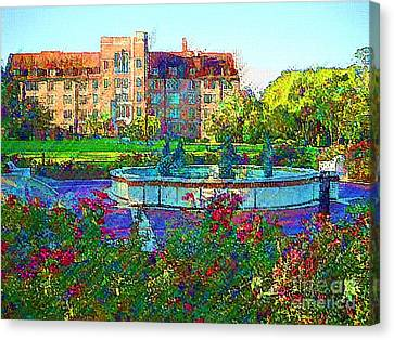 University Of Florida Canvas Print