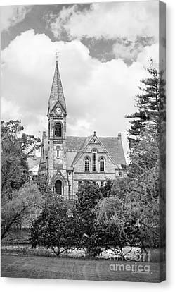 University Of Massachusetts Amherst Old Chapel Canvas Print