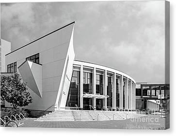 University Of Minnesota Canvas Print - University Of Minnesota Regis Center For Art by University Icons