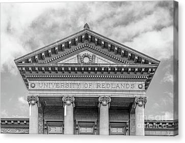 University Of Redlands Administration Building Canvas Print