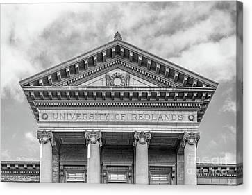 University Of Redlands Administration Building Canvas Print