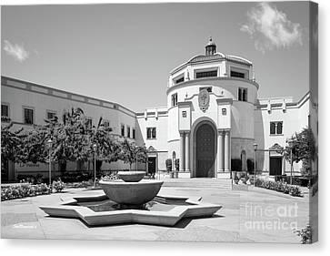 University Of San Diego Kroc School Of Peace Canvas Print