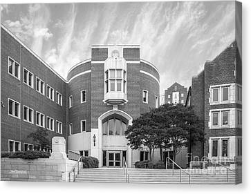 Special Occasion Canvas Print - University Of Tennessee School Of Law by University Icons