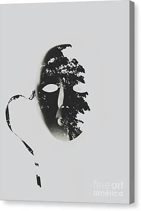 Unmasking In Silence Canvas Print by Jorgo Photography - Wall Art Gallery