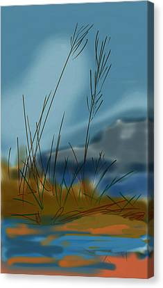 untitled 1 Nature Canvas Print by Denny Casto