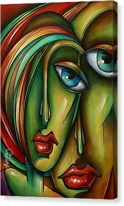 Untitled 6 Canvas Print