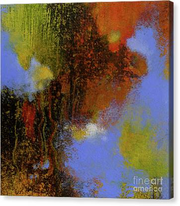 Untitled Abstract 2 Canvas Print