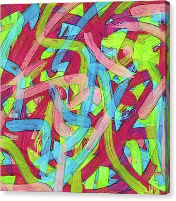 Untitled -c- Soup Canvas Print