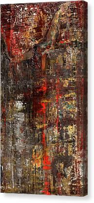 Untitled II Canvas Print by Josh Bernstein