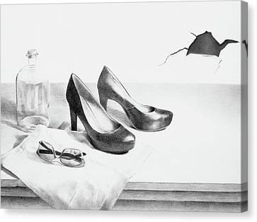 Untitled Canvas Print by Lauren Bigelow