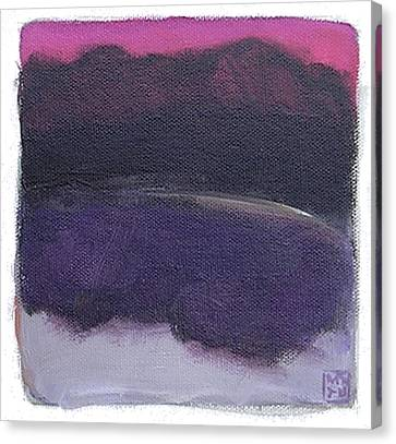 Untitled Canvas Print by Mary Brooking