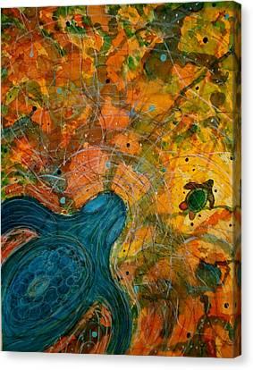 Untitled Canvas Print by Scott Harrington