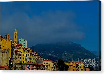 Untouched Italy Canvas Print
