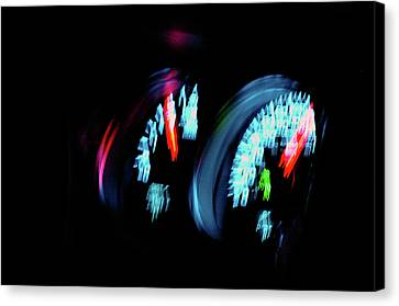 Up To Speed Canvas Print