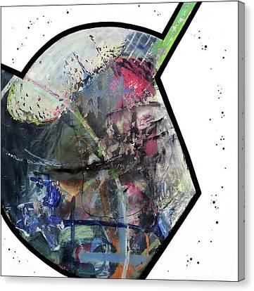 Upgrade Your Imagination  Canvas Print by Antonio Ortiz