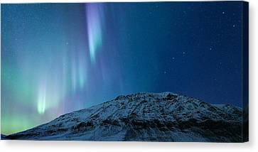 Uphill Rush Canvas Print by Tor-Ivar Naess