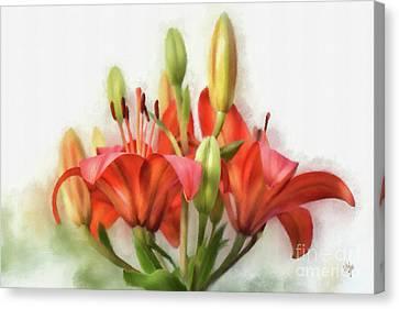 Uplifting Canvas Print by Lois Bryan