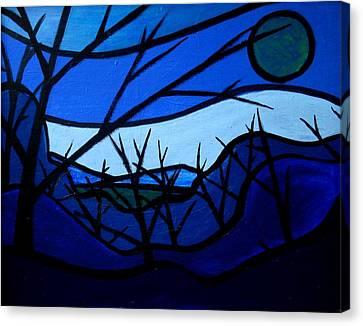 Upstate Canvas Print by Jason Charles Allen
