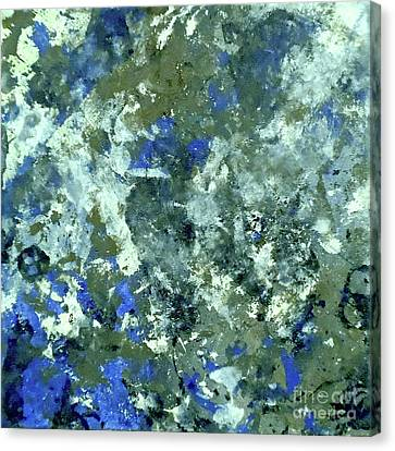 Urban Camouflage Canvas Print by Jilian Cramb - AMothersFineArt