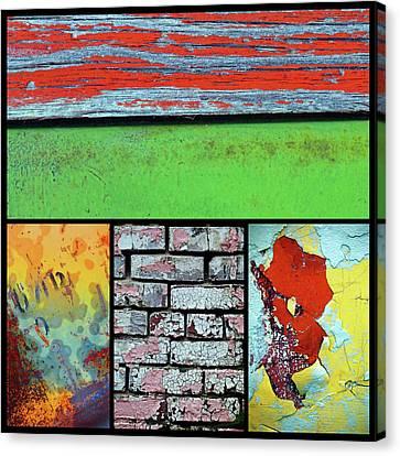 Urban Colours 4 Canvas Print