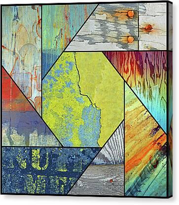 Urban Colours 8 Canvas Print