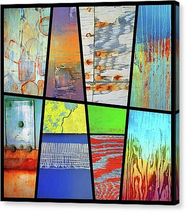 Urban Colours Canvas Print