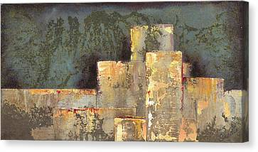 Urban Renewal II Canvas Print