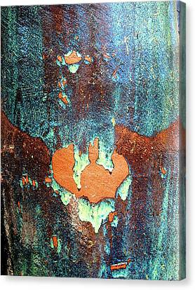 Urnside Abstract Canvas Print