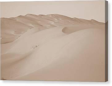Uruq Bani Ma'arid 1 Canvas Print