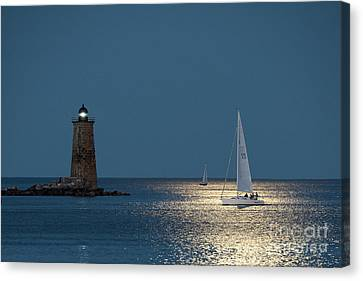 Usa 333 Canvas Print