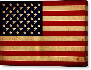 USA Canvas Print by NicoWriter