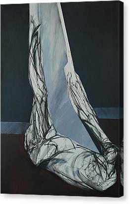 Usjek Canvas Print by Mirjana Lucic
