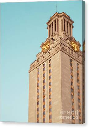 Ut Tower Canvas Print