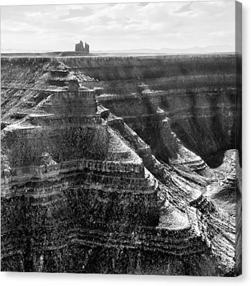 Utah Outback 14 Canvas Print by Mike McGlothlen