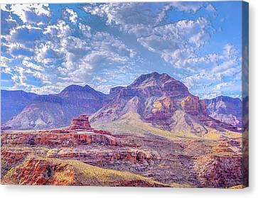 Utah Revisited Canvas Print by Mark Dunton