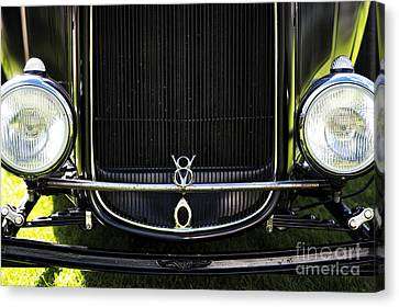 V8 Canvas Print by Tim Gainey