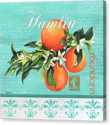 Valencia 2 Canvas Print