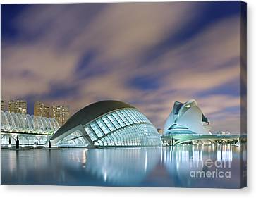 Valencia 2 Canvas Print by Rod McLean
