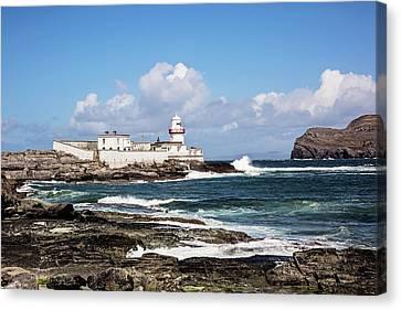 Valentia Island Light Canvas Print